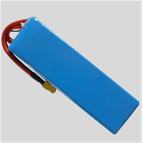 11.1V 2200mAh 22.2V 60C High Rate Li-Po Battery
